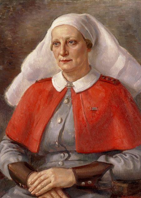 Heysen Nora. Сестра Annie Sage.