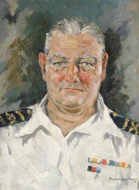 Moore Alan. Капитан Coates.