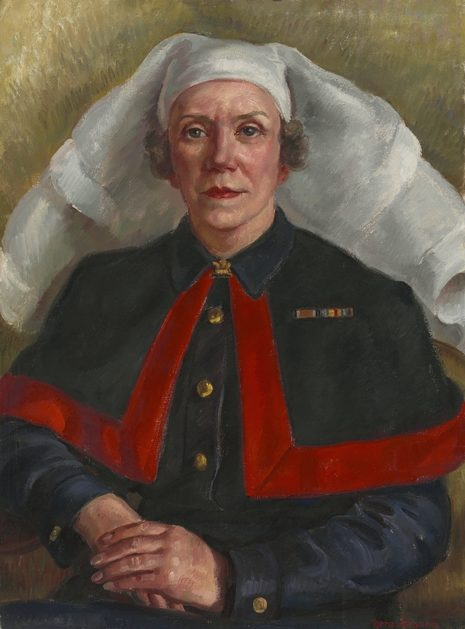 Heysen Nora. Сестра Annie Laidlaw.