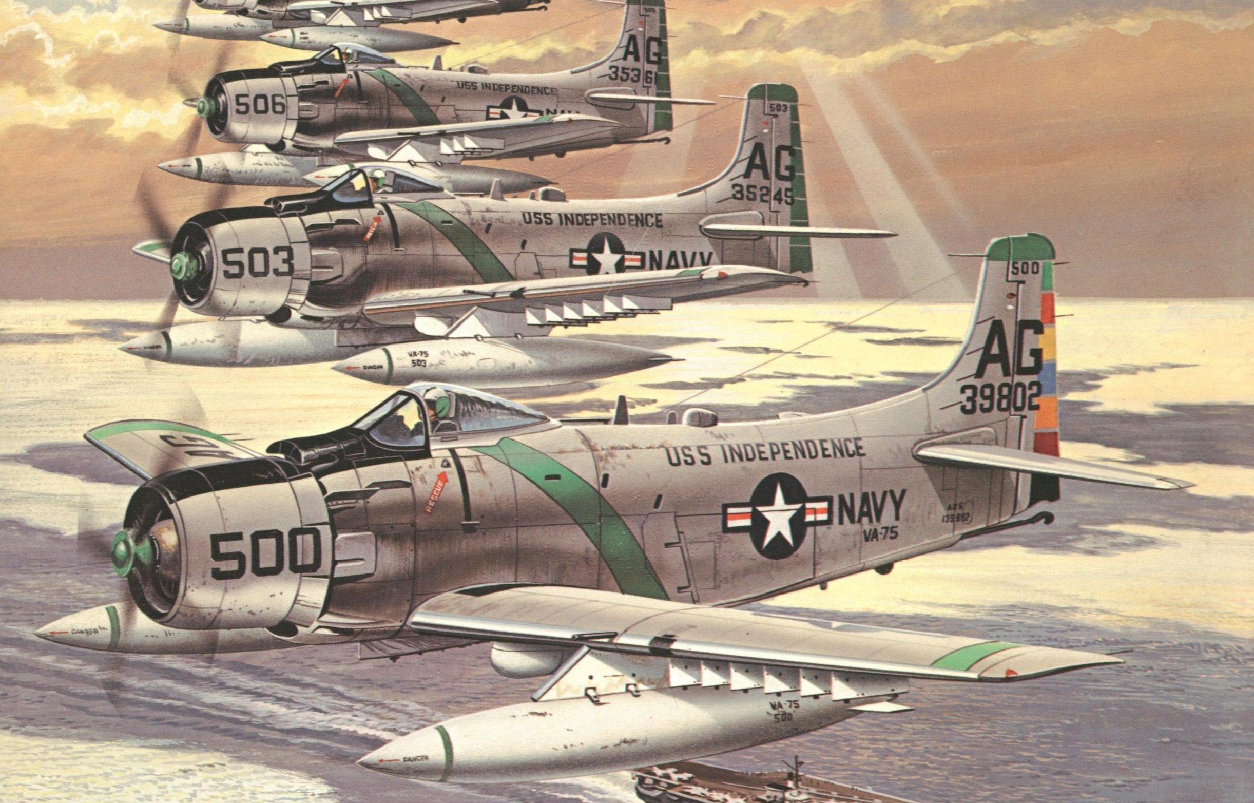 Greer Don. Палубная авиация.