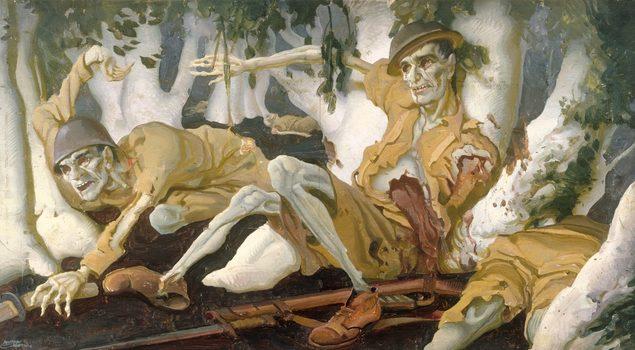Griffin Murray. Портреты войны.