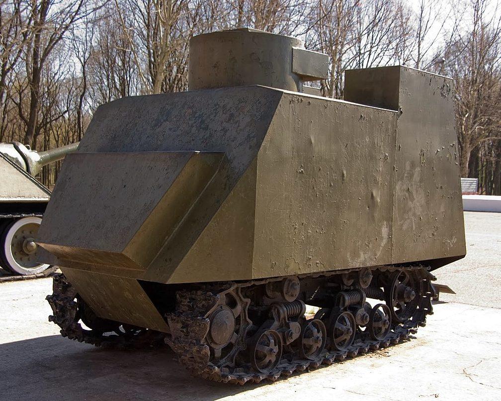 Танк НИ-1 - «На испуг-1».