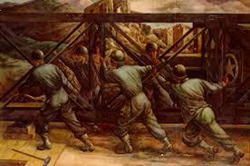 Mactarian Ludwig. Восстановление моста.
