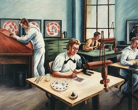 Andreson Carlos. Врачебное искусство на флоте.