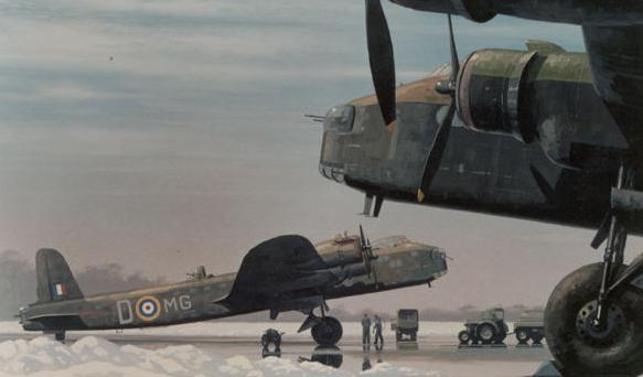 Woodcock Keith. Истребители Hawker Hurricanes Mk.I.