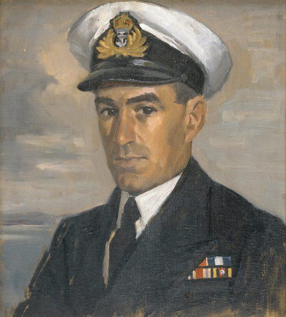 Mainwaring Geoffrey. Лейтенант Richard Peek.