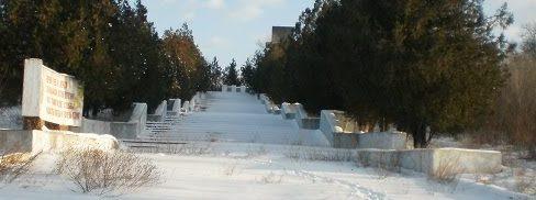 с. Павловка Арцизского р-на. Памятник погибшим землякам.