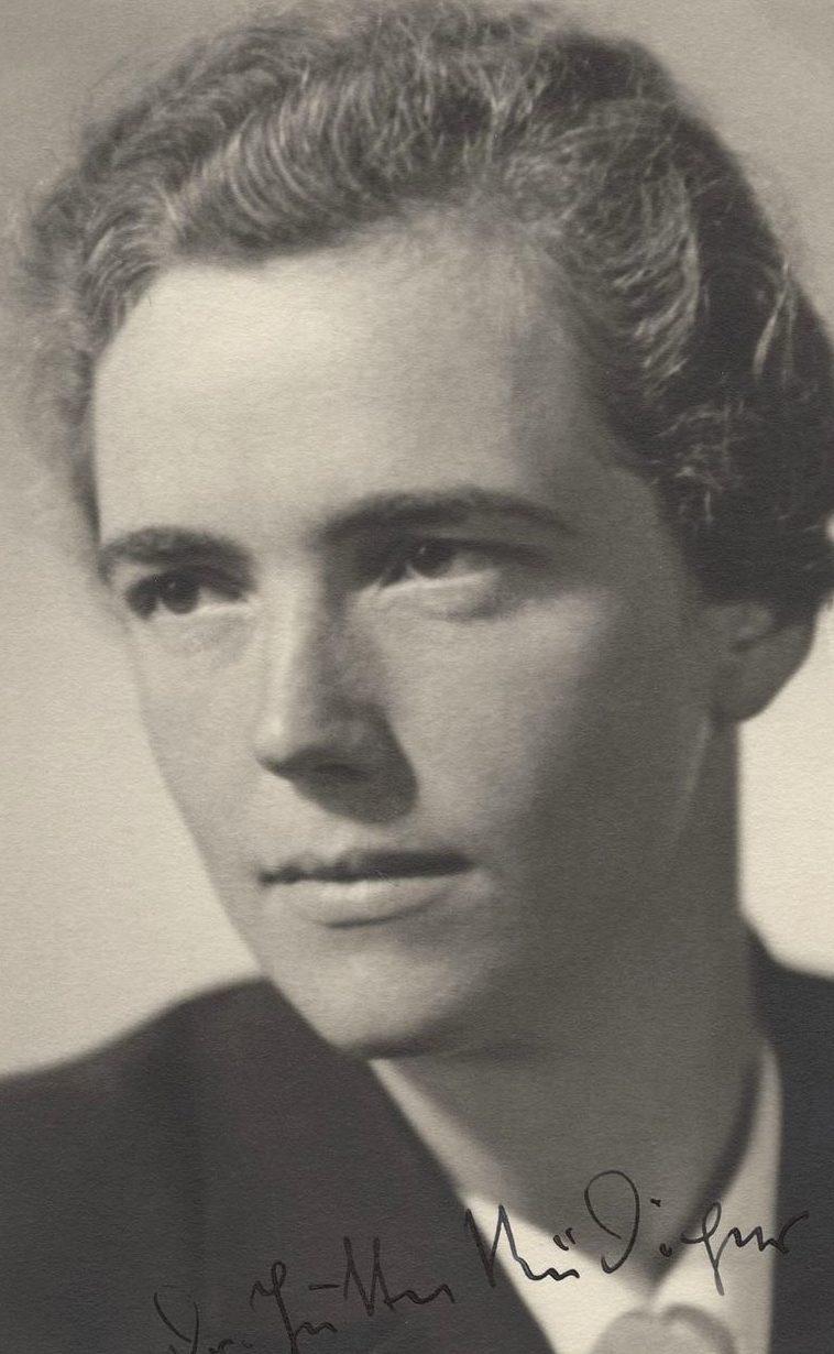 Ютта Рюдигер.