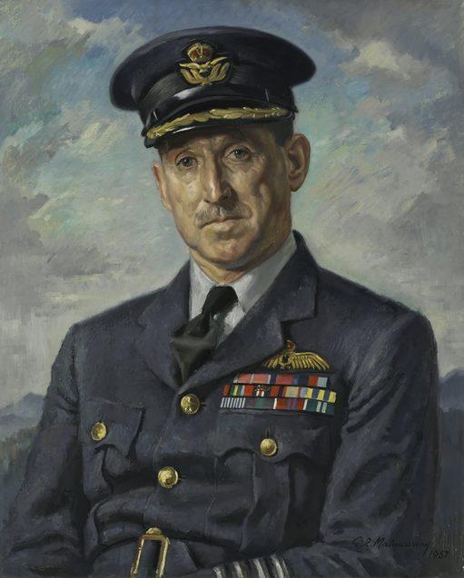 Mainwaring Geoffrey. Капитан William Dale.