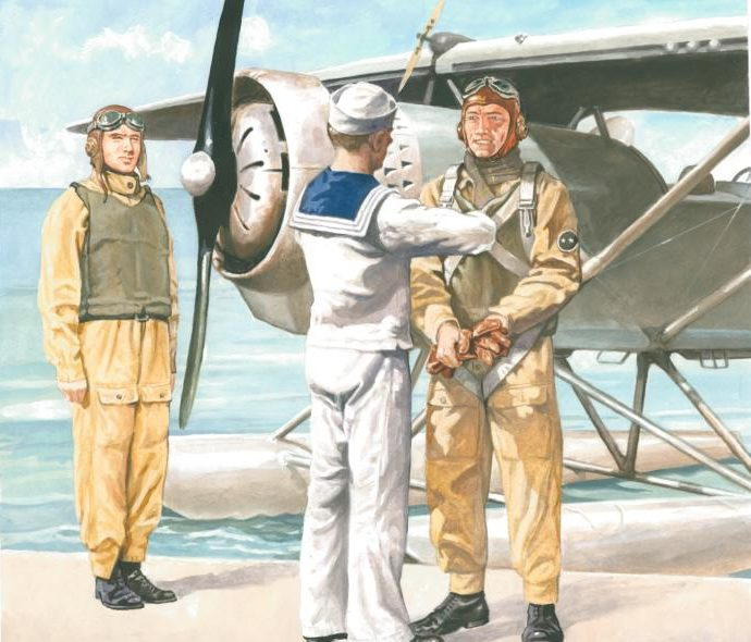 Szyzsko Marek. Британские летчики.