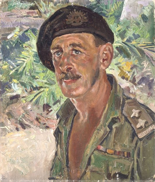 Mainwaring Geoffrey. Лейтенант Edmund Stewart.