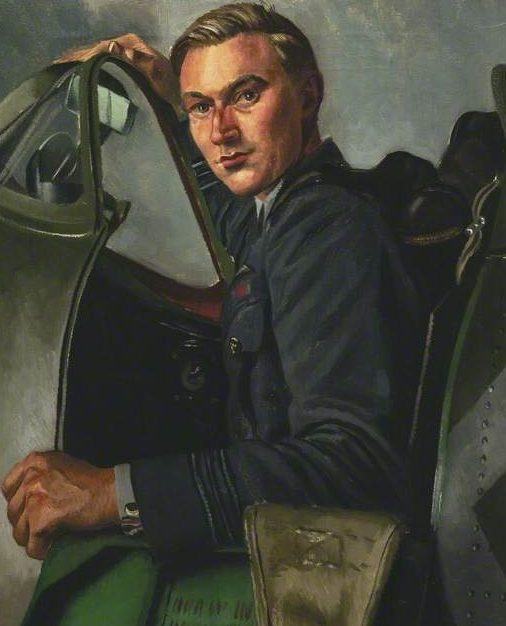 Mansbridge John. Командир эскадрильи.
