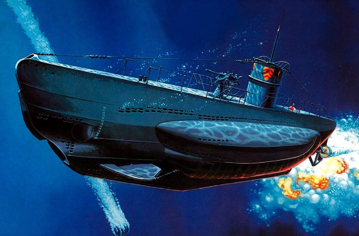 Deredos Andrzej. Подлодка U-149 Type II D.