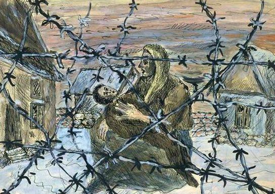 Iskowitz Gershon. Концлагерь Освенцим.