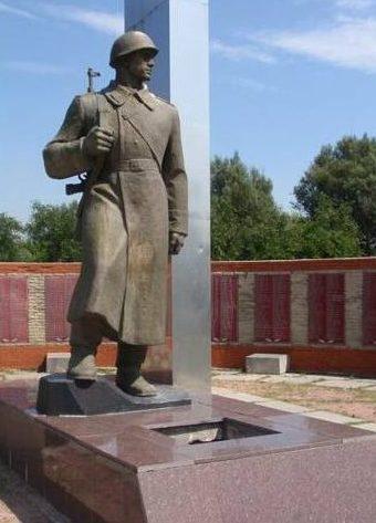 Скульптура мемориала.