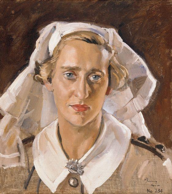 Mainwaring Geoffrey. Лейтенант Margaret Stockwell.