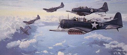 Rendel Paul. Удар в Midway.