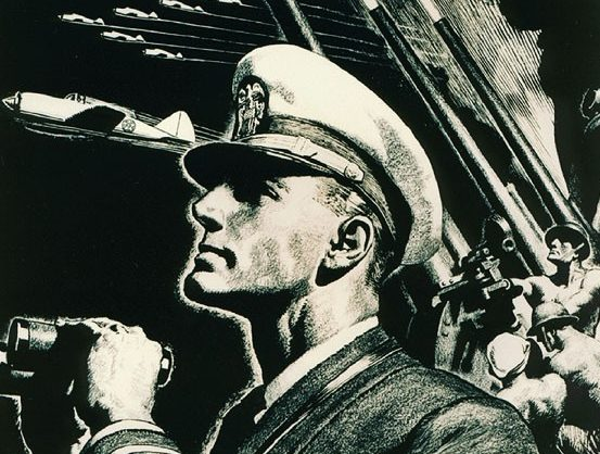 Barclay McClelland. Воины ПВО.