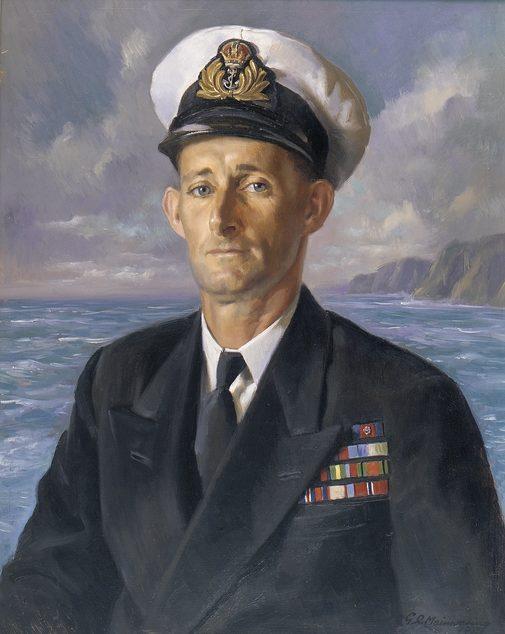Mainwaring Geoffrey. Лейтенант Max Shean.
