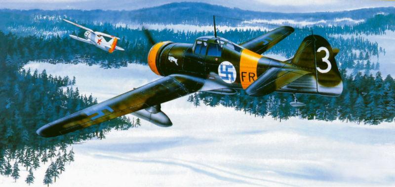 Greer Don. Истребитель Fokker DXXI.