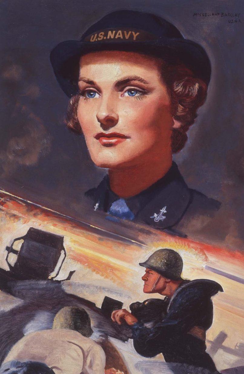 Barclay McClelland. Зенитчики морской авиации.