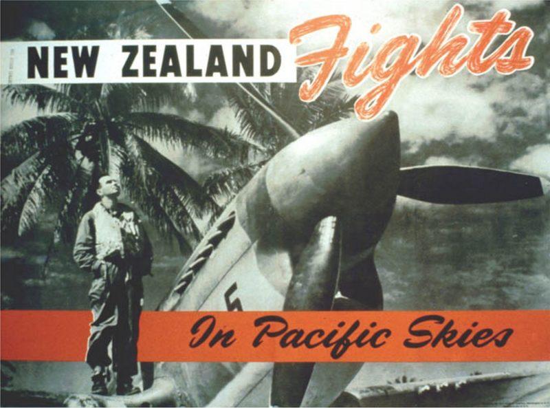 Плакаты Новой Зеландии