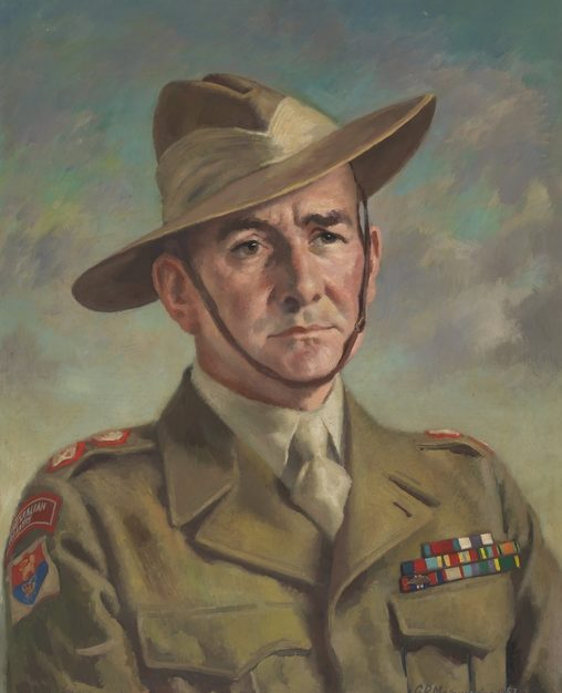 Mainwaring Geoffrey. Полковник George Warfe.