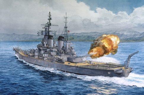 Freeman Tom. Огонь с крейсера.