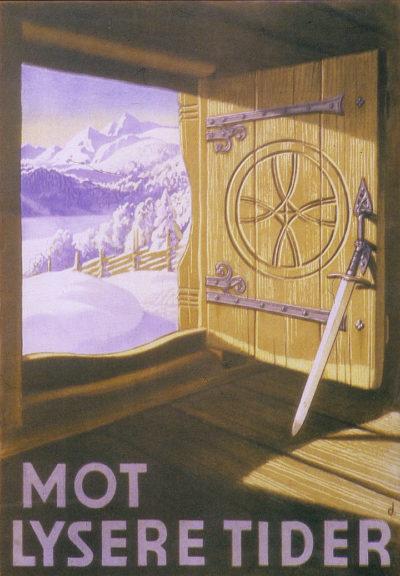 Плакаты Норвегии