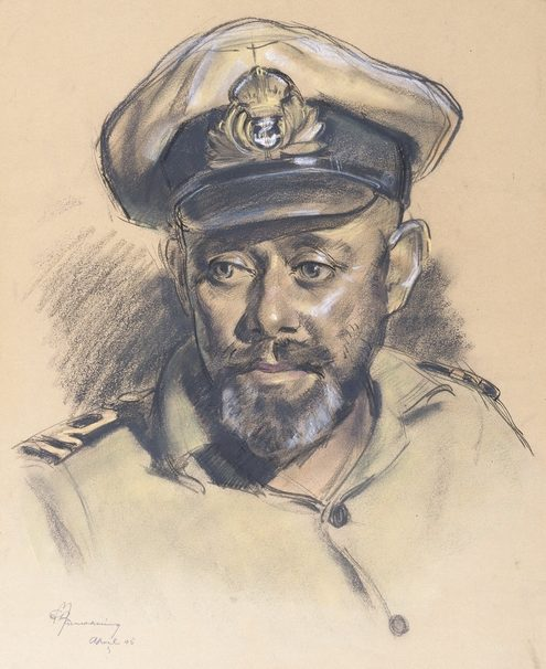 Mainwaring Geoffrey. Лейтенант George Stanley.