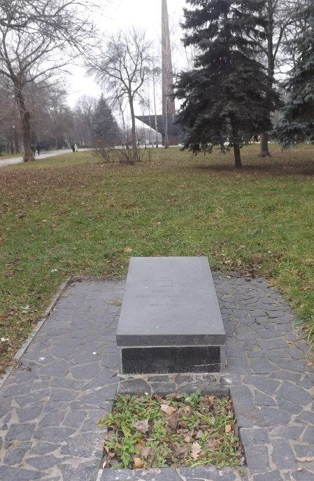 Могила Героя Советского Союза Кошеля Ф.Ф.