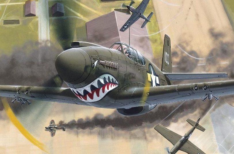 Kolacha Zbigniew. Истребитель P-51А «Mustang».
