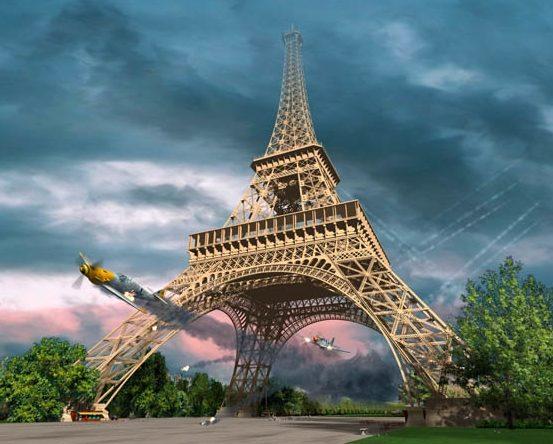 Krenzler Len. Берлинский экспресс прибыл в Париж.