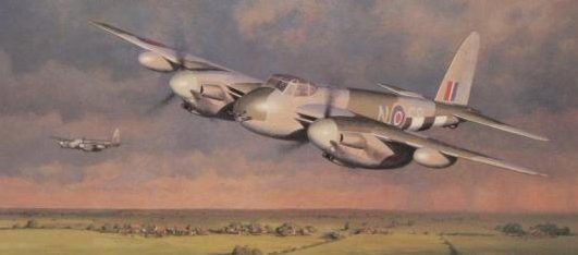 Woodcock Keith. Многоцелевой самолет «Mosquito».