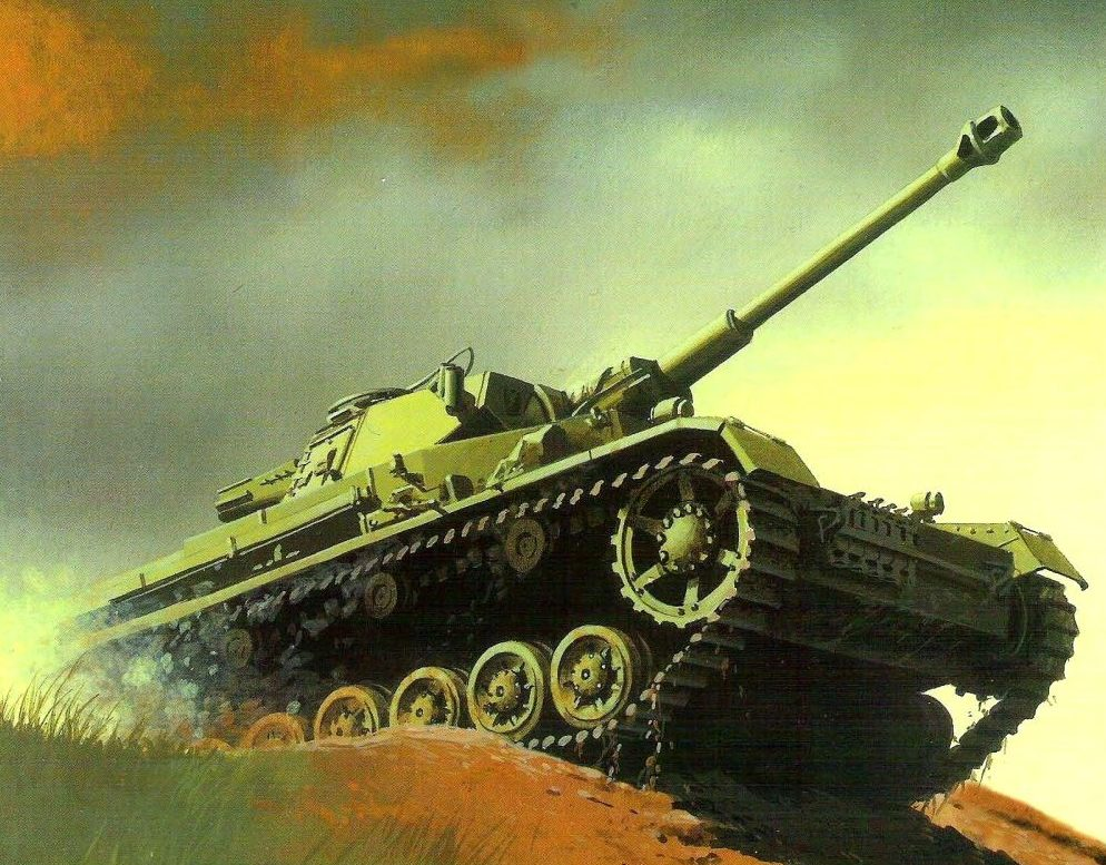Wróbel Arkadiusz. Танк PzKpfw IV Ausf F2.