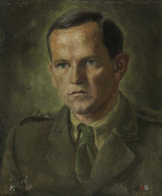 Hal Hattam. Портрет капитана Howard.