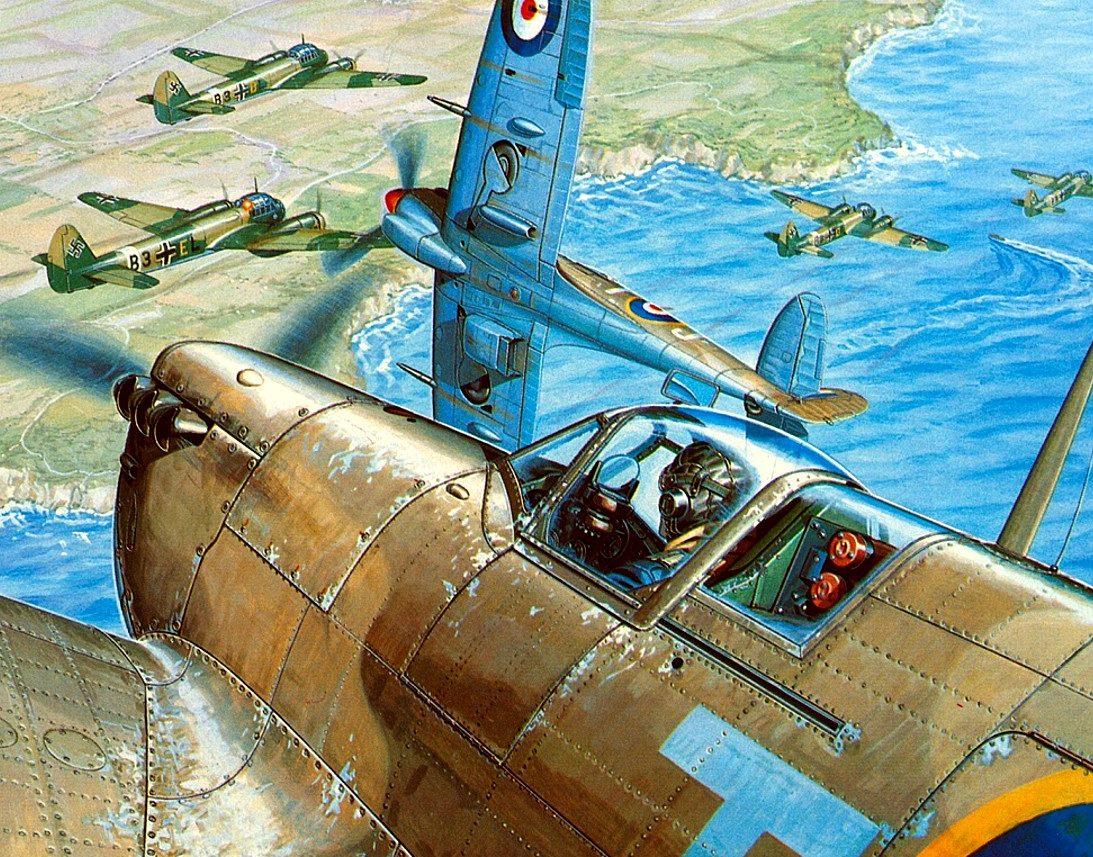 Bergese Francis. Многоцелевой самолет Ju-88.