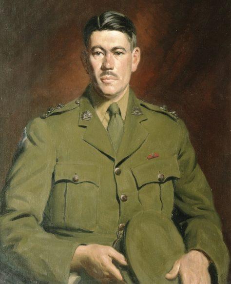 Hanke Henry. Лейтенант Roden Cutler.