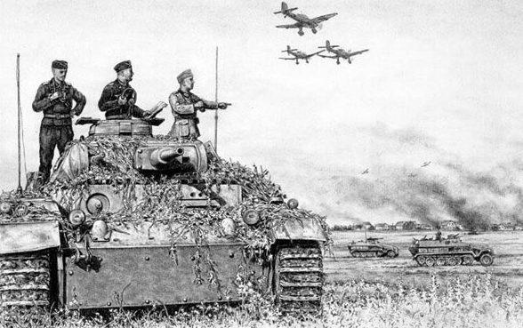 Harmon Jody. Немецкие танки в России.