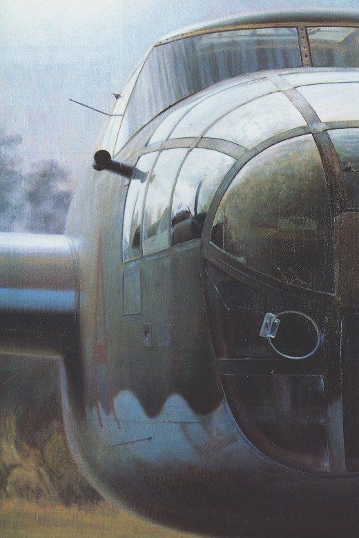 Thompson Charles. Бомбардировщик В-25 Mitchell.