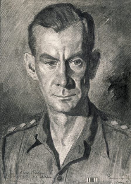 Mainwaring Geoffrey. Капитан George Graham.