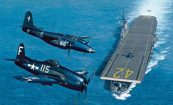 Stokes Stan. Корабельная авиация.