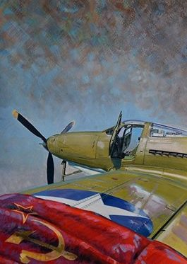 Dubowik Piotr. Истребитель Р-39 Airecobragwasz.