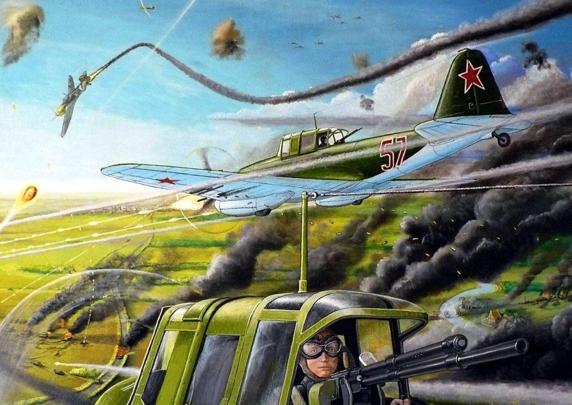 Greer Don. Штурмовик Ил-2.