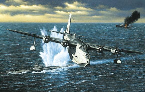 Stokes Stan. Война в Атлантике.