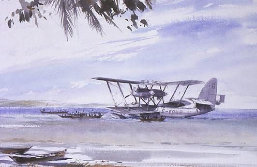 Marshall Ian. Летающая лодка.