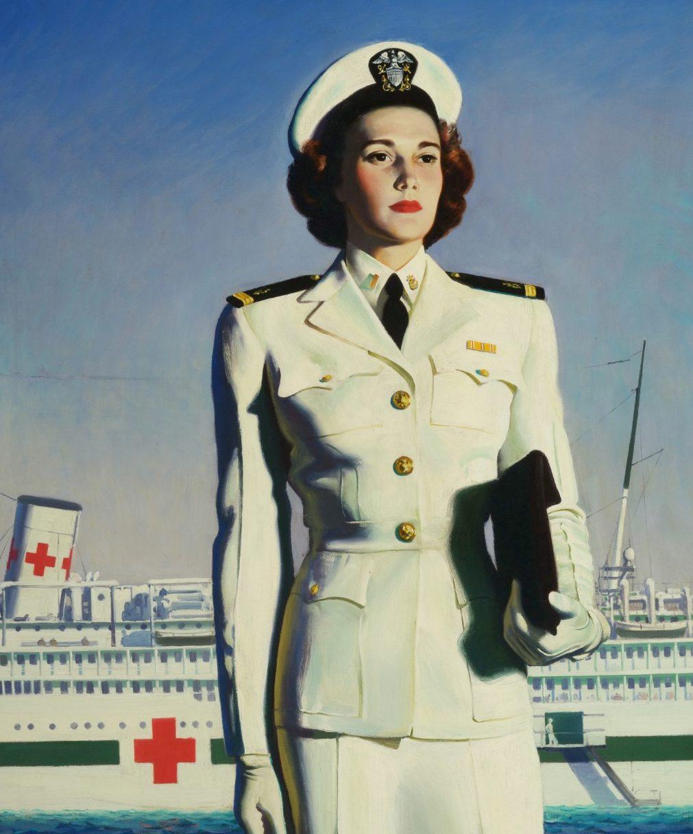 Falter John. Медсестра ВМФ.