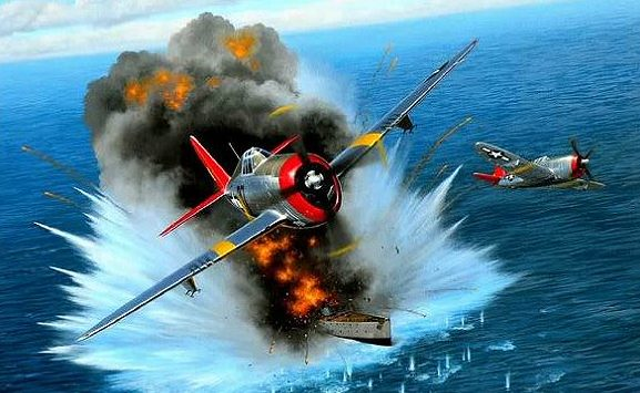 Stokes Stan. Истребитель Р-47.