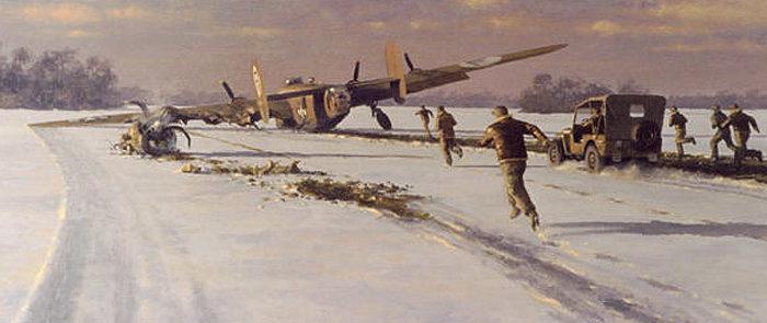 Woodcock Keith. Бомбардировщик В-24.