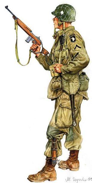 Szyzsko Marek. Американский парашютист.